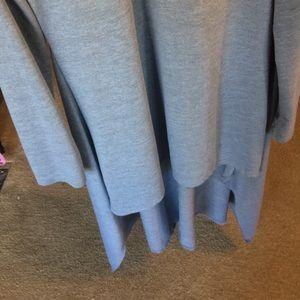 Dresses - Long Back Hooded Dress